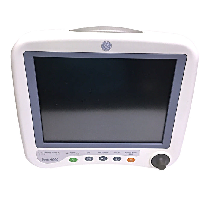 GE Dash 4000 Patient Monitor Display Assembly - Complete - Even Biomedical