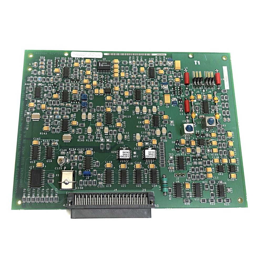 GE Corometrics 250 Series Dual Ultrasound Board Assembly Even Biomedical 2025177-064,14806BP, 2025177-007
