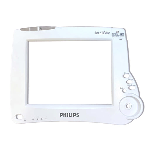 Philips MP30/MP20 Monitor Front Bezel Case Assembly - Plastic Only