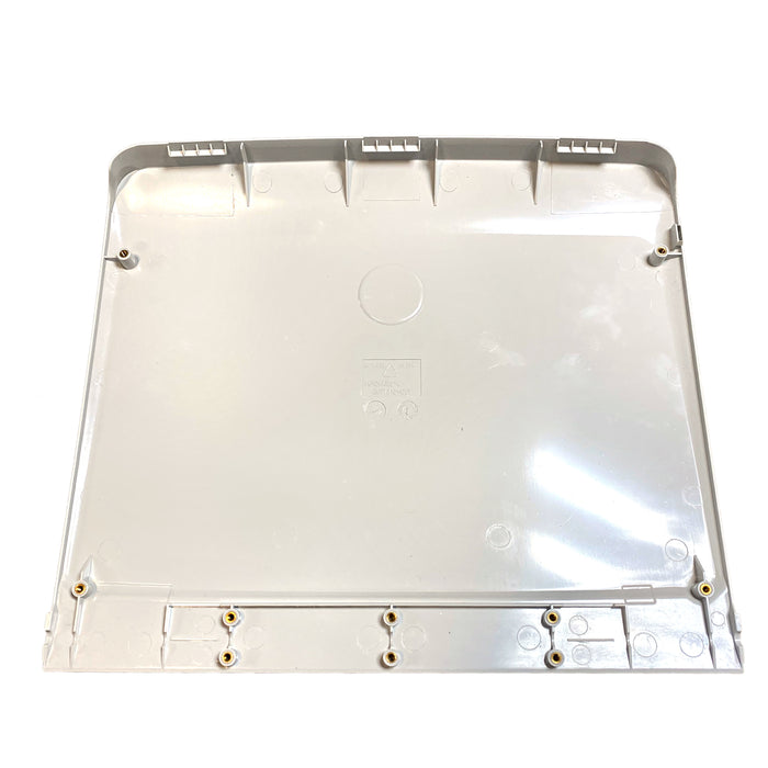 Bottom view GE MAC 5500/5500HD Display Cover Bezel 2017315-001 @ https://www.evenbiomedical.com