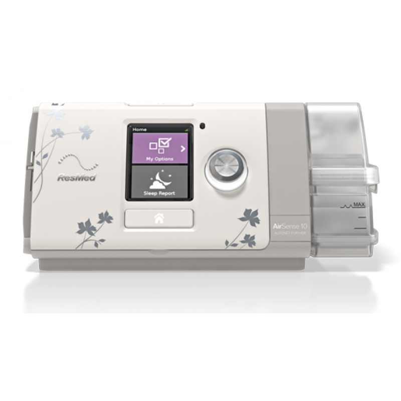 SALE ! ResMed AirSense 10 for Her + FREE mask – NSW CPAP