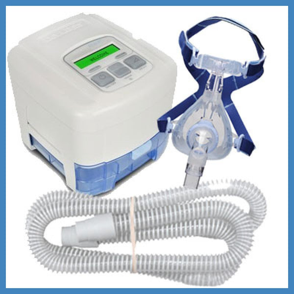 DeVilbiss SleepCube CPAP Humidifier Ultimate Package
