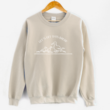 Let's Get This Bread Crewneck Sweatshirt