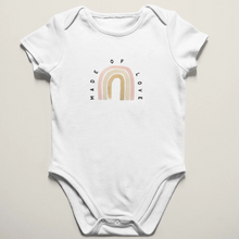 Made of Love Baby Onesie