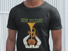 New Orleans Retro Unisex T-Shirt