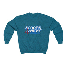 Scoops Ahoy Retro Crewneck Sweatshirt