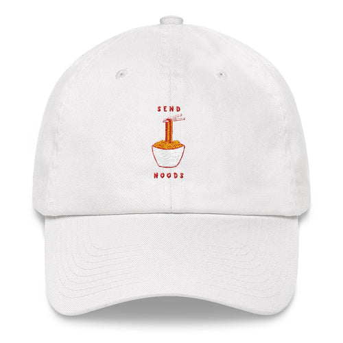 Send Noods Embroidered Hat