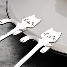Cats Hanging Out Coffee and Tea Spoon
