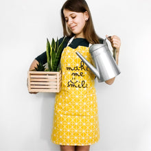 Make Me Smile Kitchen Apron