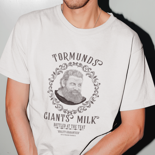 Tormunds Giant's Milk Retro Tee