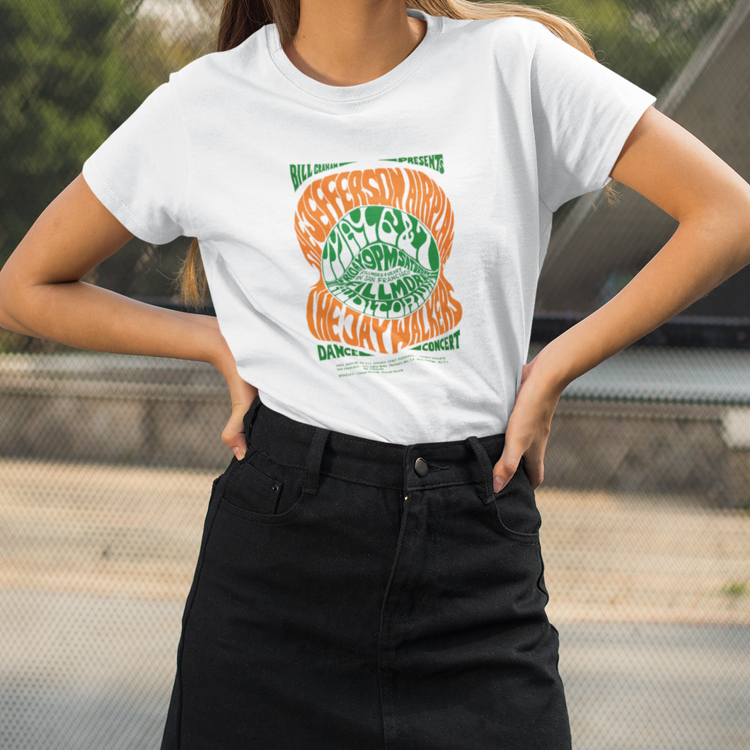 Summer of Love 70's Retro Unisex T-Shirt