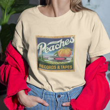 Peaches Retro Unisex T-Shirt