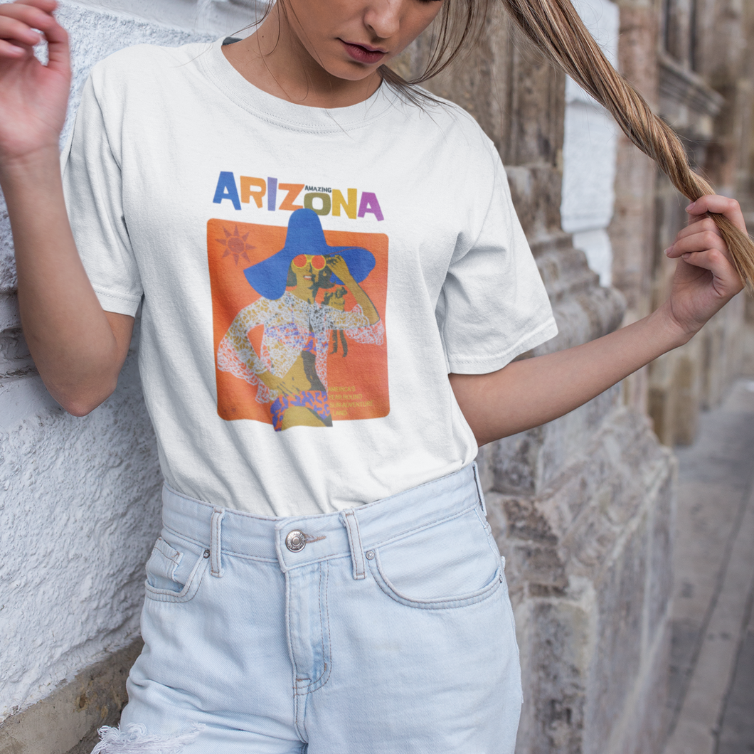 Amazing Arizona Retro T-Shirt