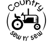 Country SewNSew