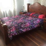 Queen Quilt Cover Set