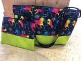 Tote & Clutch Set