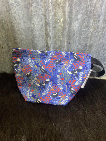 Fabric Toilet Roll Bag