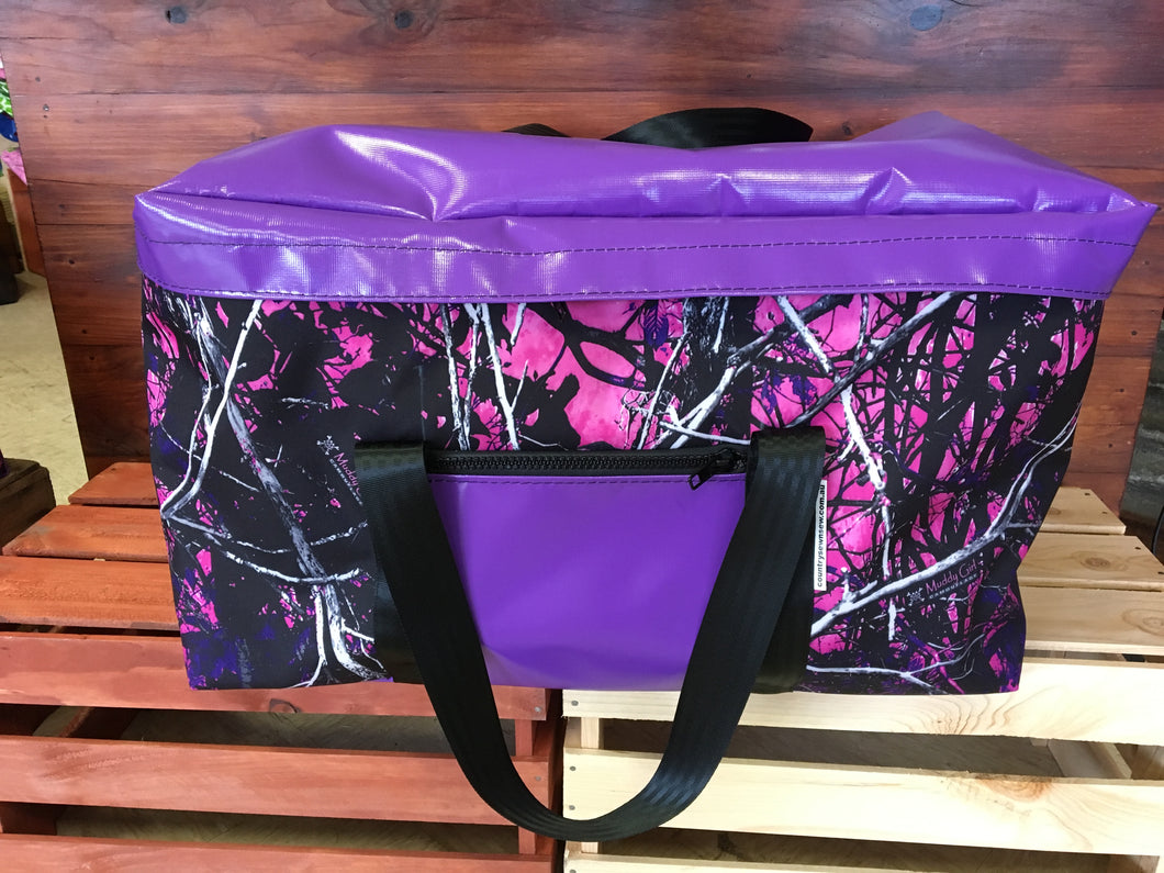 Large PVC Outback Bag