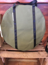 Canvas Jumper Lead/Rope Bag