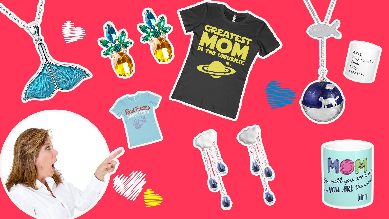 Unique Gifts for Mom 2018