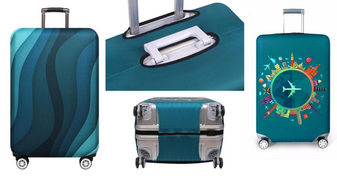 CLEANLUGG PROTECTIVE LUGGAGE COVER