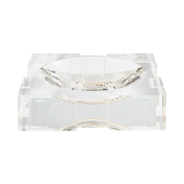 Carter Acrylic Bowl Clear
