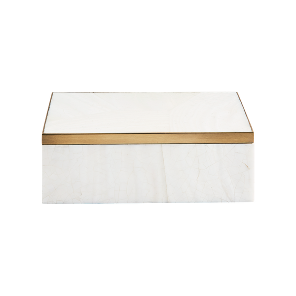 Egon Shell Box White