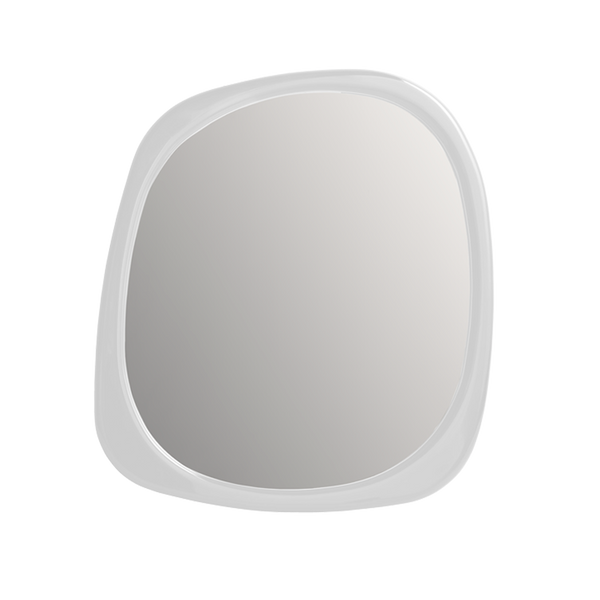 Brooke Mirror White