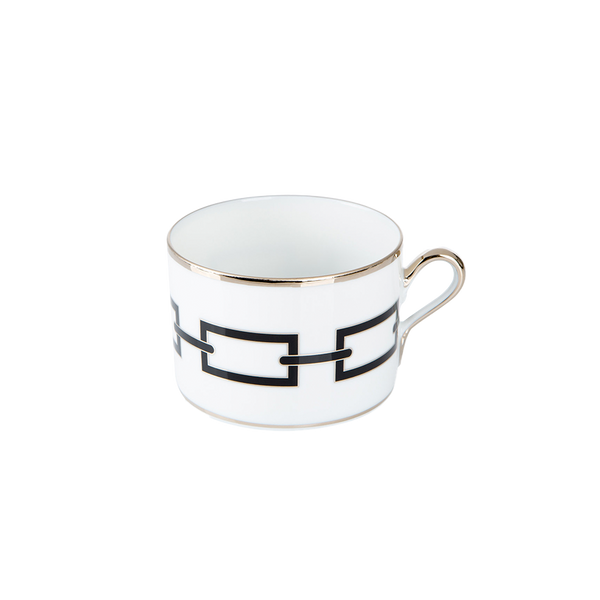 Gio Ponti Chains Tea Cup Black