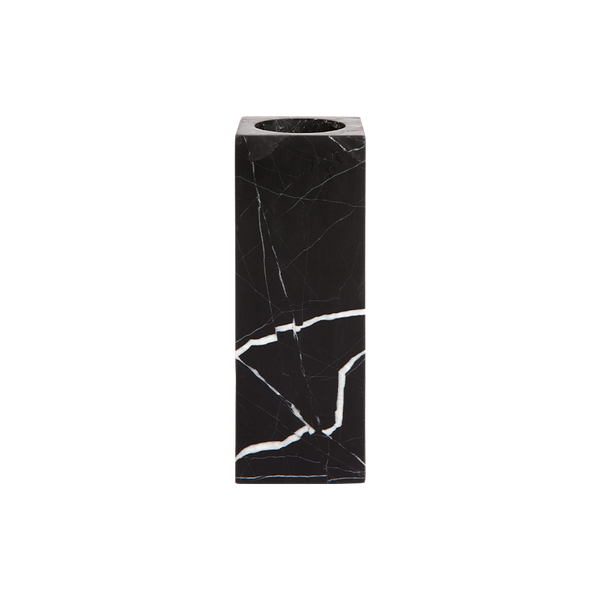 Mies Vase Nero Small
