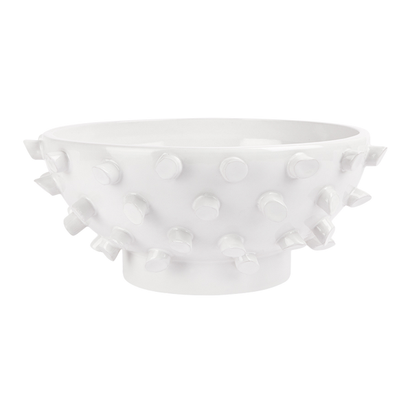 Liza Ceramic Bowl White