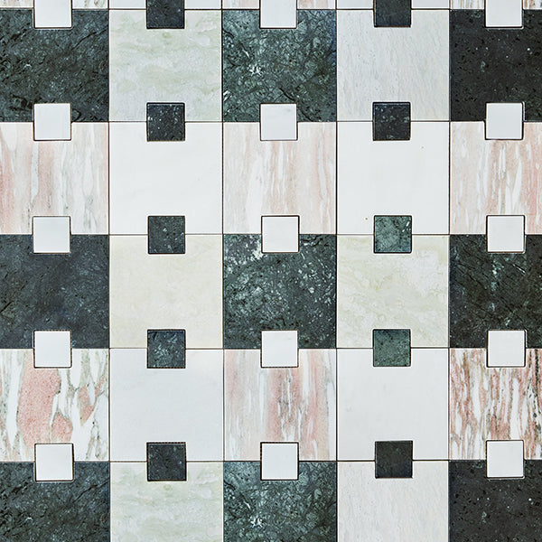 Staccato Marble Tile
