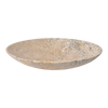 Niemeyer Bowl Travertine Large