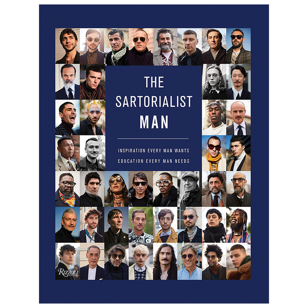 The Sartorialist Man by Scott Schuman