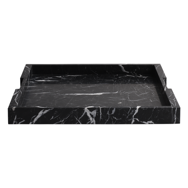 Carter Tray Nero Large