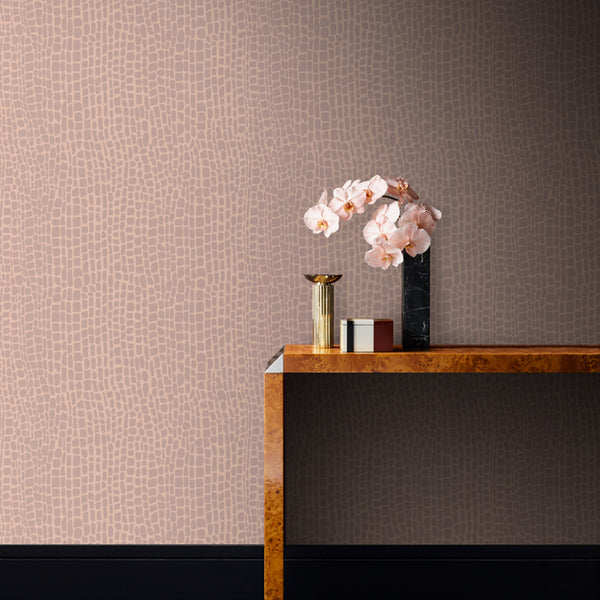 Appia Wallpaper Blush Pearl