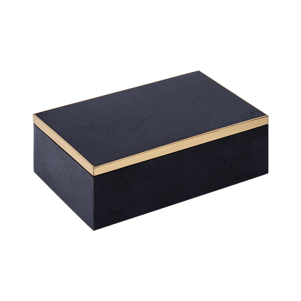 Egon Shell Box Black