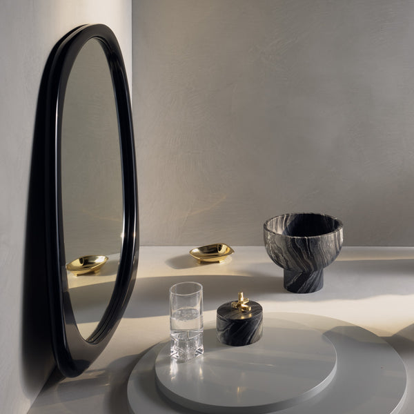 Brooke Mirror Black