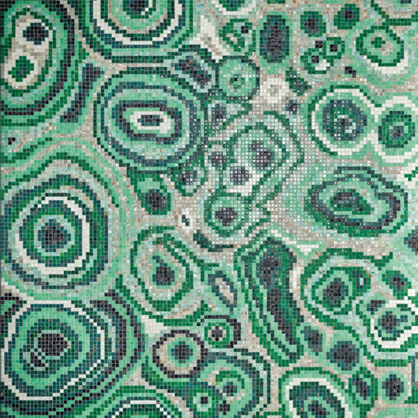 Malachite Mosaic Green