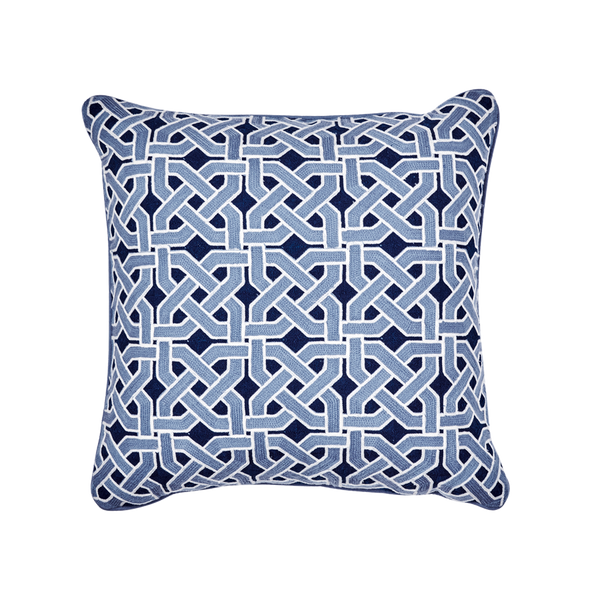 Oxford Cushion Navy