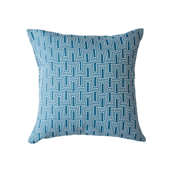 Yves Cushion Blue