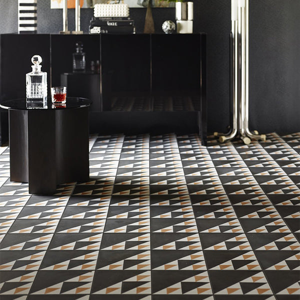 Sienna Cement Tile