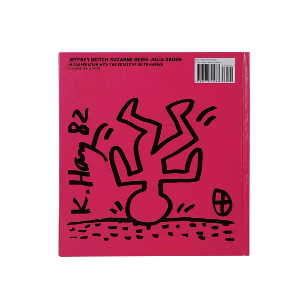 Keith Haring by Jeffrey Deitch