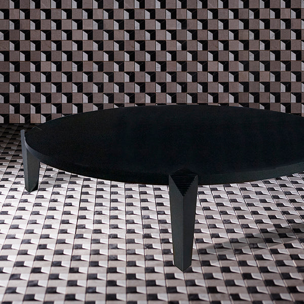 Concorde Oval Coffee Table