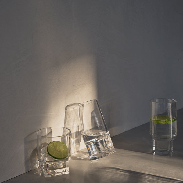 Rubell Glass Highball