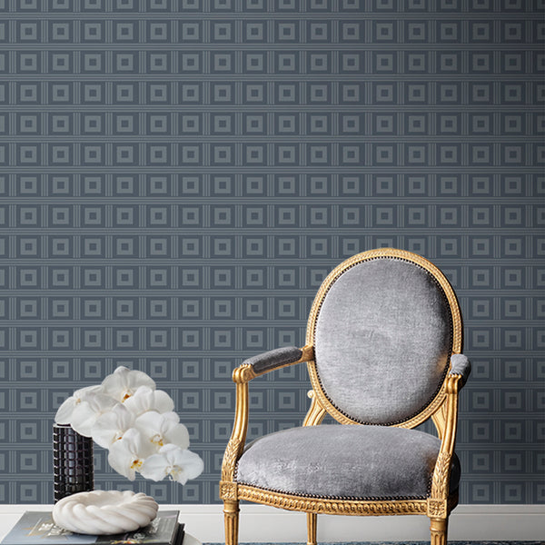 Astoria Wallpaper Atlantic Pearl