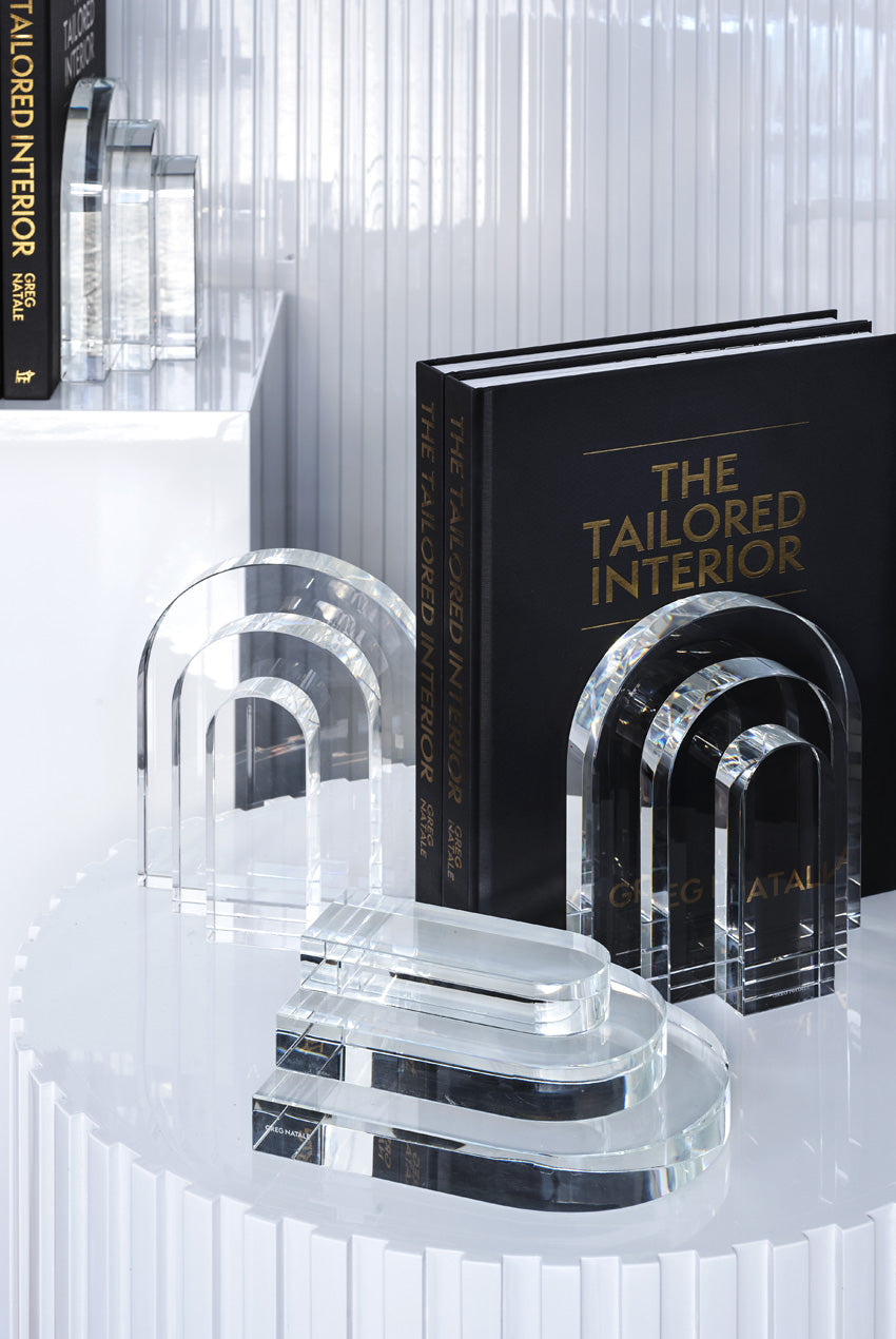 PALAZZO BOOKENDS