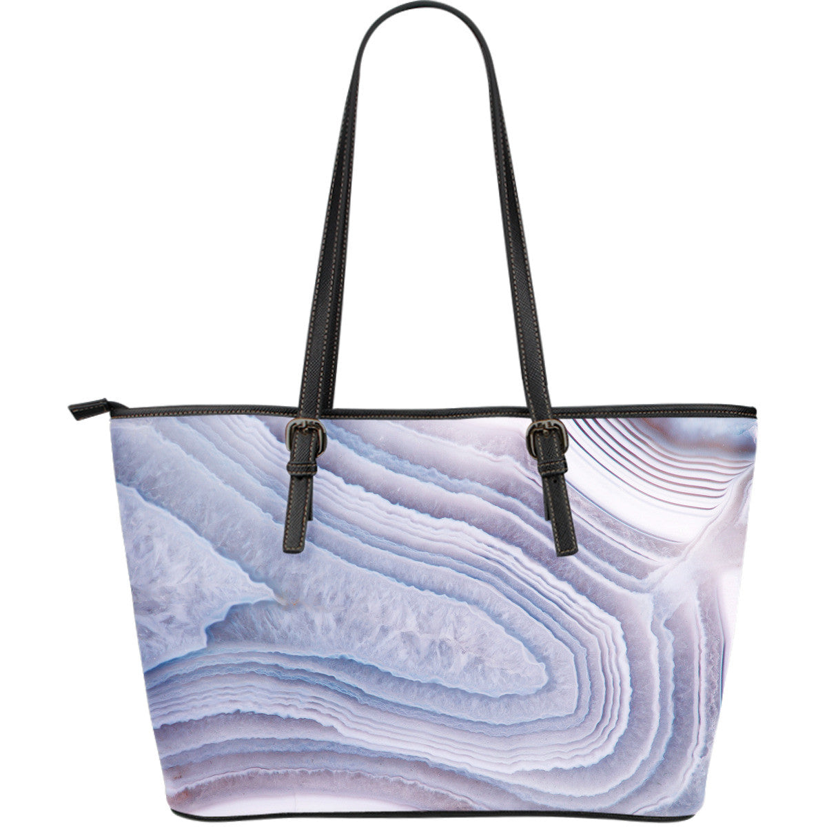 Favorite Large Tote Bag - Purple Agate – Luster By Raisey YQ42