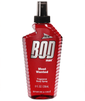 Bod Man Most Wanted Fragrance Body Spray 236ml