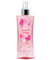 Body Fantasies Pink Sweet Pea Fragrance Body Spray 236ml